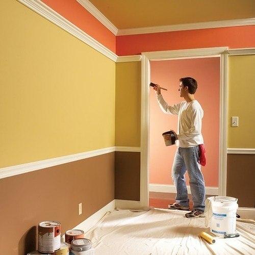 боядисване с латекс